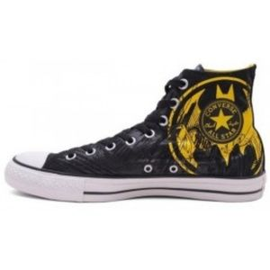 d30f52edaae643 Converse Shoes - Batman High Top Converse